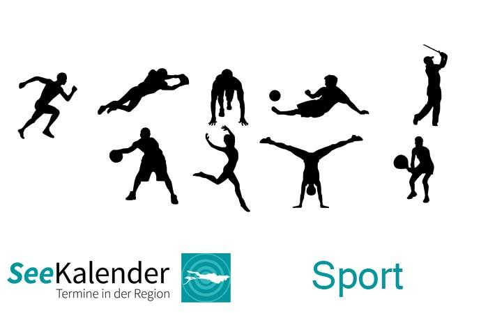 Sportveranstaltungen rund um den Bodensee