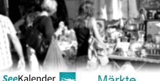 Märkte, Flomärkte, rund um den Bodensee