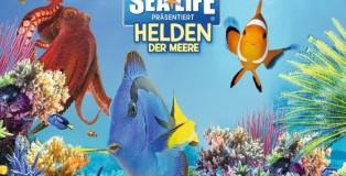 Helden der Meere - Sealife Konstanz