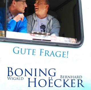 "17.Oktober -Wigald Boning & Bernhard Hoecker – "" Gute Frage! """