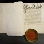 Urkundenbuch Kaiser Leopold