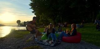 24.Mai – lake unplugged mit Lukas Klusmann