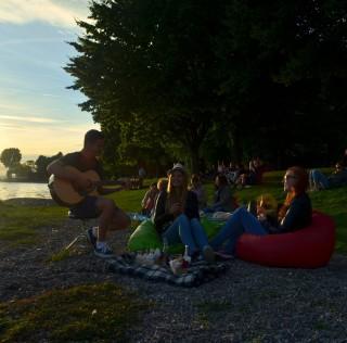 7.Juni – lake unplugged mit ned by Herold