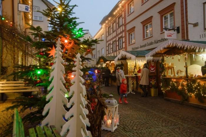 Märchenhafter Weihnachtsmarkt