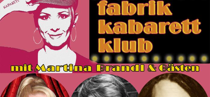7.Dezember – Fabrik Kabarett Klub