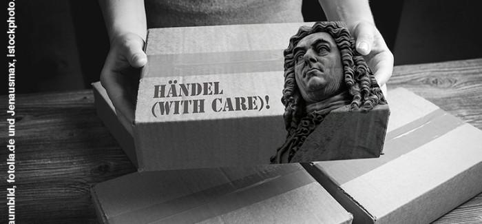 10.November – Händel (with care)!