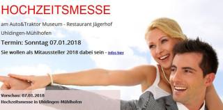 7.Januar 2018 – Hochzeitsmesse Uhldingen