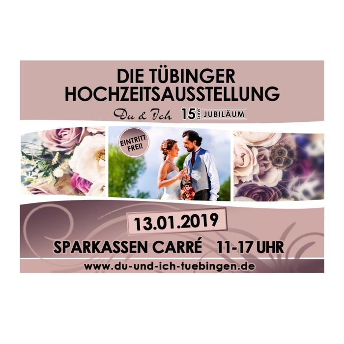 """Die Tübinger Hochzeitsausstellung ,,Du & Ich"""""""
