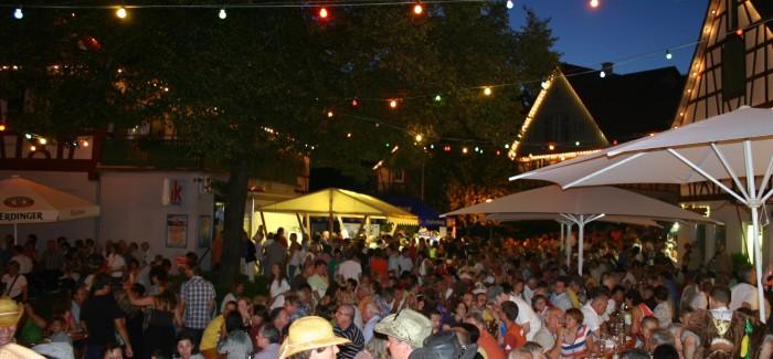 13./14.Juli – Dorffest Sipplingen