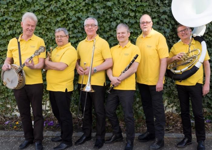 Summer Jam mit der Feierware Jazzband