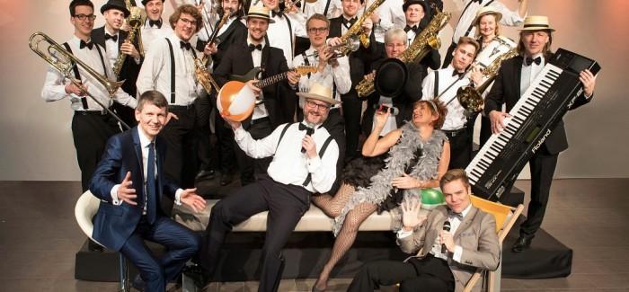 "20.Mai – Westfalia Big Band – Showkonzert ""Berlin, Berlin!"""