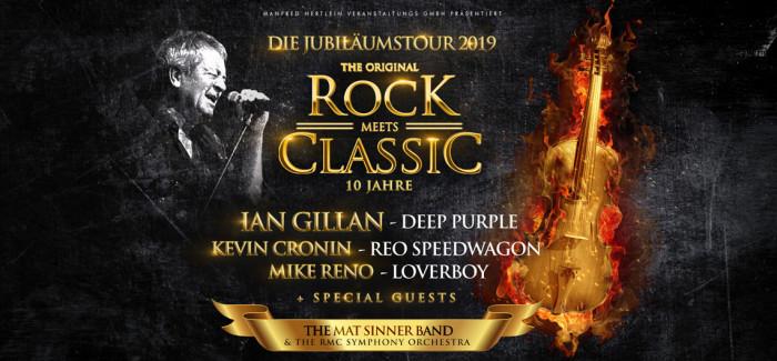 12. März- Rock meets Classic