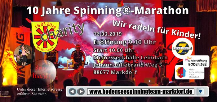 10. Markdorfer Spinning®-Marathon