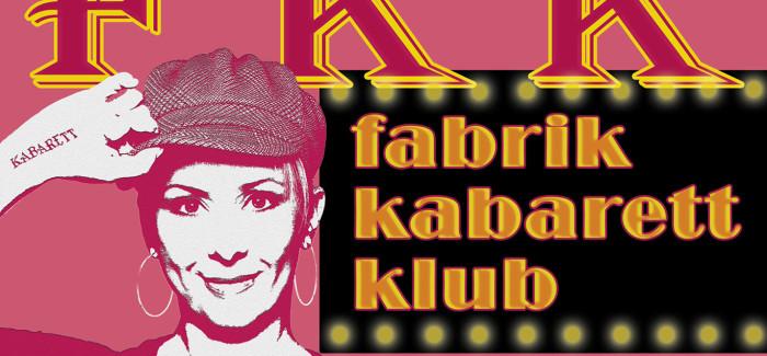 6.Dezember – Fabrik Kabarett Klub