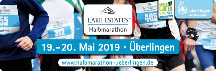 5. Lake Estates Halbmarathon  19. – 20. Mai 2019 – Überlingen