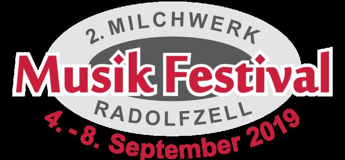 4. bis 8. September – 2. Milchwerk Musik Festival