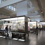 Austellungsansicht Dauerausstellung Technik_© Zeppelin Museum, Foto Myrzik