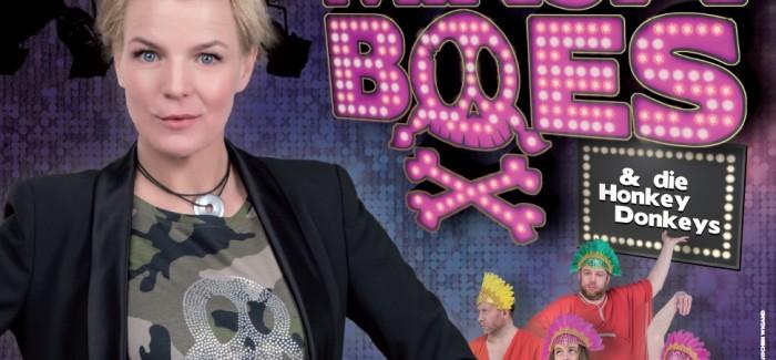 """15.November – Mirja Boes – """" Auf Wiedersehen! HALLO! """""""