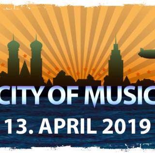 13 April- CITY OF MUSIC Friedrichshafen