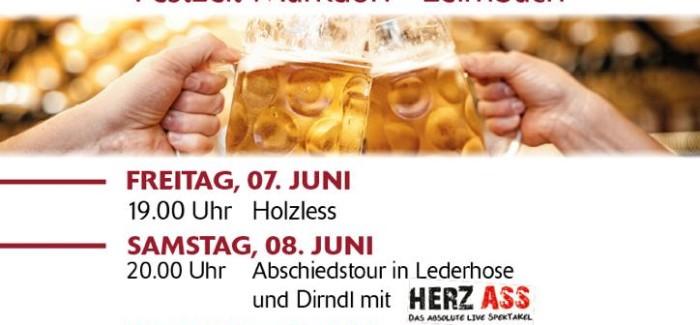7. – 10.Juni – Pfingstmusikfest Musikverein Riedheim