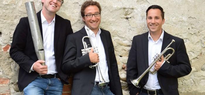 9.Juni – Konzert für zwei Trompeten und Orgel von Trio Toccata