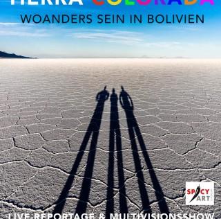 10-Oktober – TIERRA COLORADA – WOANDERS SEIN IN BOLIVIEN