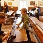 Zuschnitt_Im Klassenzimmer 1900_Copyright Schulmuseum Friedrichshafen