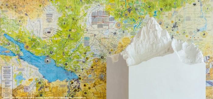 """27.11 – 10.12 – Stephan Huber """"Der müde Kasperl und die Kartografie"""""""