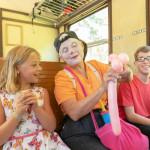 Kindertag bei der Sauschwänzlebahn