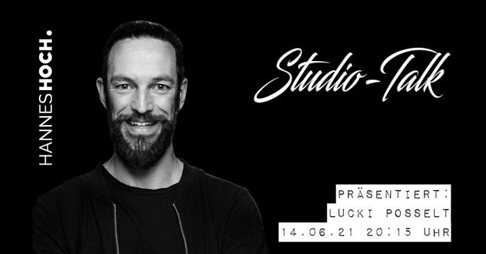 Studio Talk mit Lucki Posselt